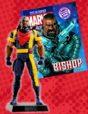 Classic Marvel Figurine Collection #092 Bishop Eaglemoss Publications